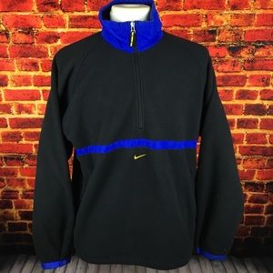Vintage Nike White Tag Fleece Pullover